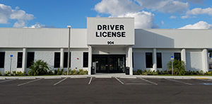 Driver License office
